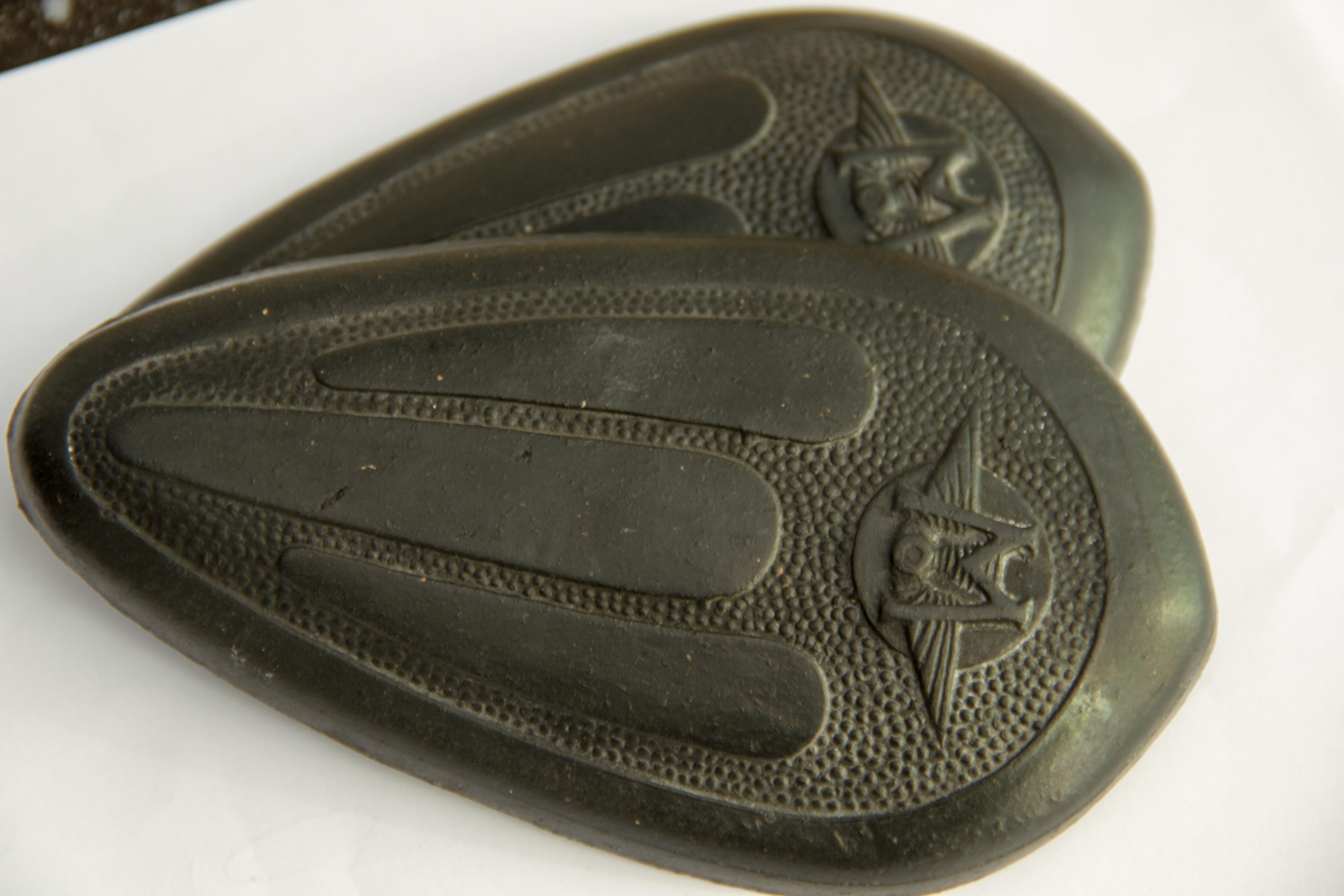 Kniestukken voor de Motobecane z56C