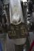 typisch motobecane achterlicht met origineel kenteken