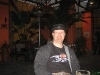 eerste avond hacienda hotel LA is lang
