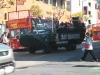 Amfibie voertuig in S.F.