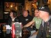 Nekken draaien in hardrock cafe SF