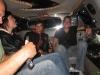 7 personen in een taxi is wat krap, dus vonden we een limo