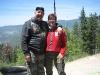 Poseren in Zion National park
