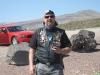 Gebergte voor Death Valley, ik ga ff filmen