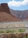 Zicht bij Navajo Bridge