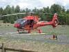 Chopper voor Grand Canyon vlucht