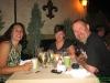 Reunie dinner met mijn nicht Edith in Palm Springs