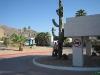 Hotel cactus en hotel en palmen en oh ja wij ook in Palm  springs