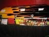 Salade bar in biker rest Hells Kitchen bij Lake Elsenor