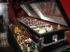 de salad bar in biker rest Hells Kitchen bij Lake Elsenor