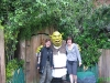 Shrek ladys in Universal Studio