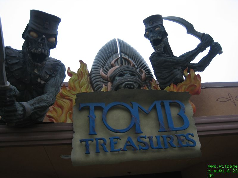 mummy shop universal
